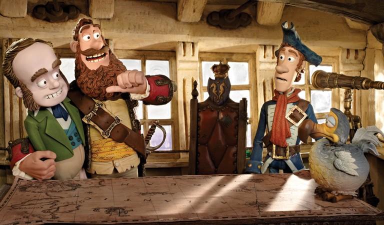 Fotograma de Piratas