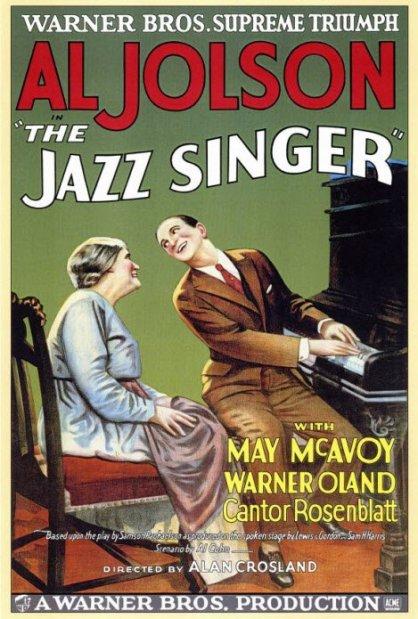 Poster El Cantor de Jazz