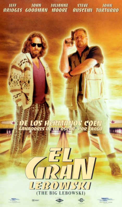 Poster de El Gran Lebowski