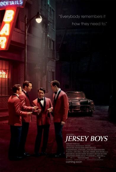 Poster de Jersey Boys