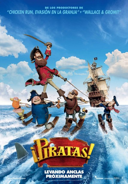 Poster de Piratas