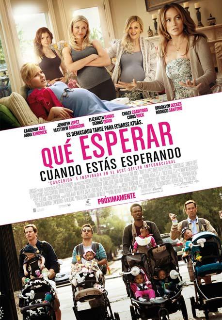 Poster de Qué Esperar Cuando Estás Esperando