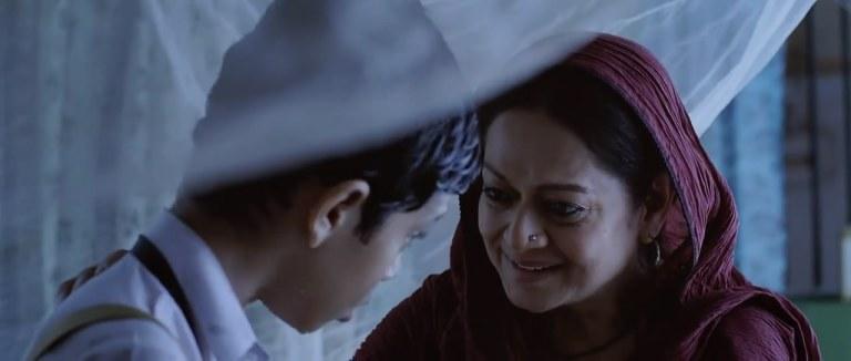 Zarina Wahab en Mi Nombre es Khan
