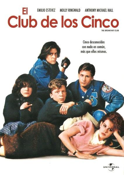 Poster de El Club de los Cinco