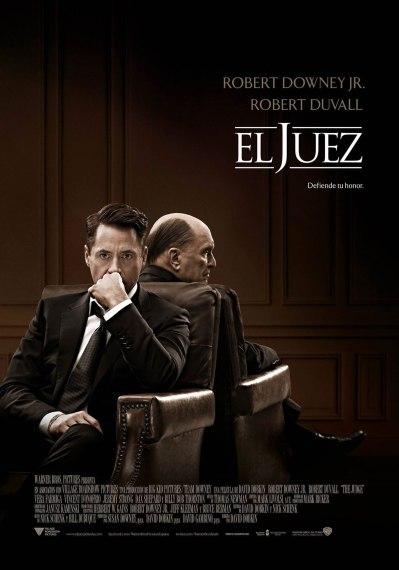 Poster de El Juez