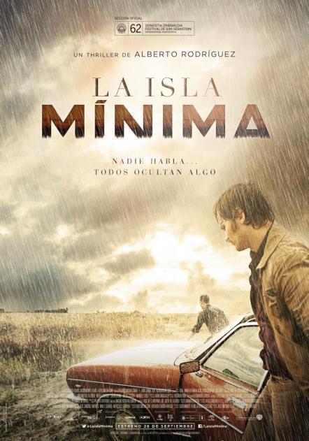 Poster de La Isla Mínima