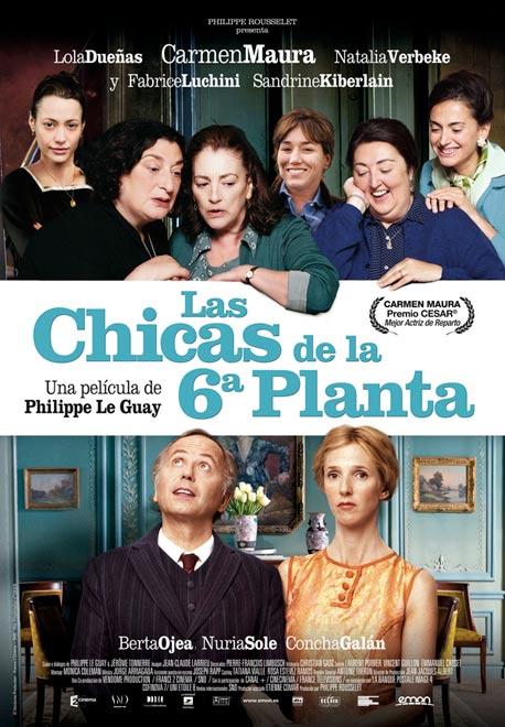 Poster de Las Chicas de la 6ª Planta