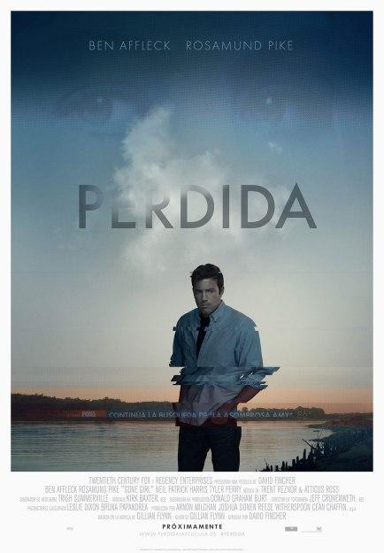 Poster de Perdida