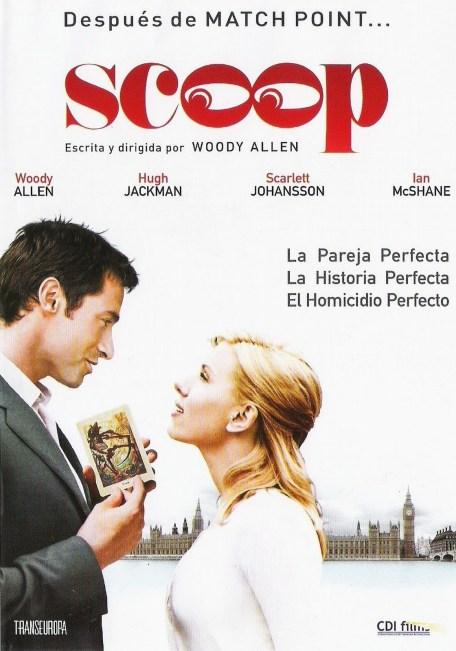 Poster de Scoop