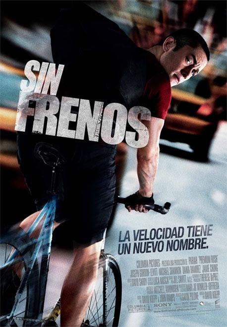 Poster de Sin Frenos