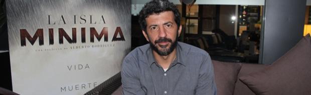 Alberto Rodríguez, director de La Isla Mínima