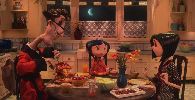 Fotograma de Los Mundos de Coraline