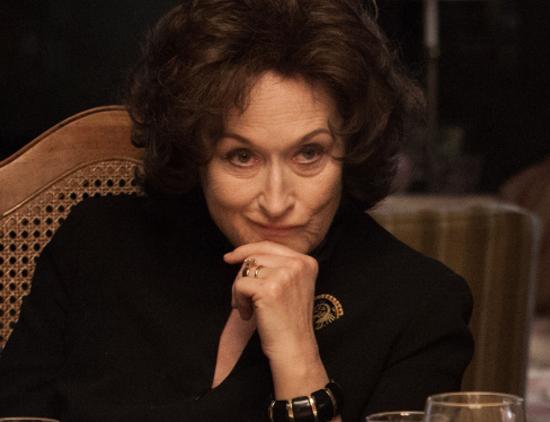 Meryl Streep en Agosto