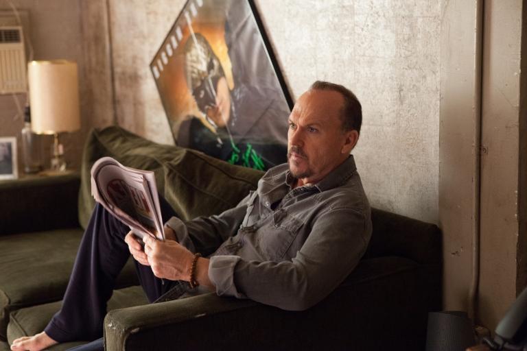 Michael Keaton en Birdman