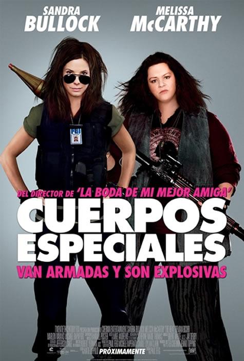 Poster de Cuerpos Especiales