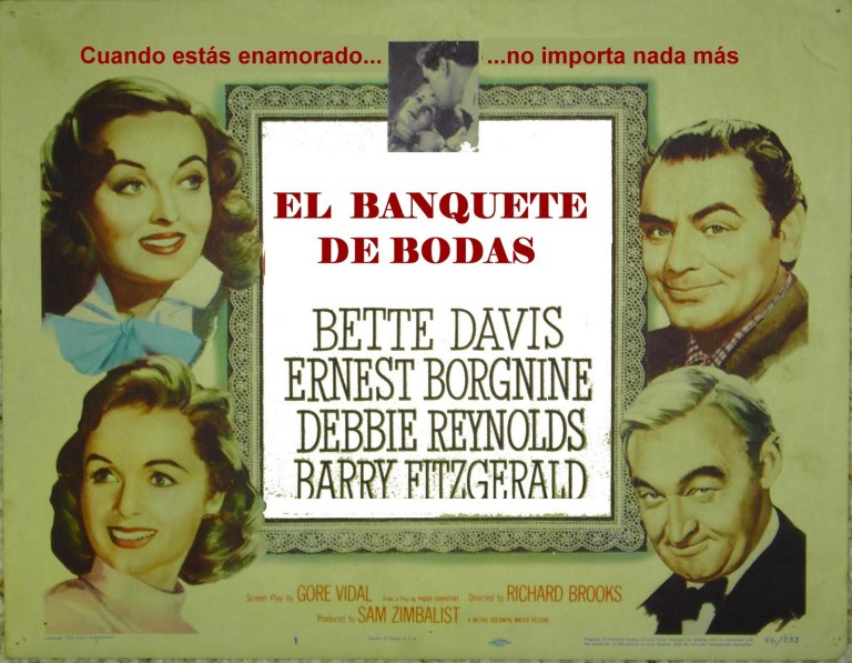 Poster de El Banquete de Bodas
