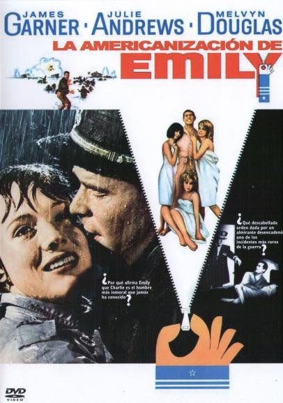 Poster de La Americanización de Emily