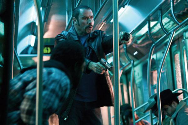John Travolta en Asalto al Tren Pelham 123