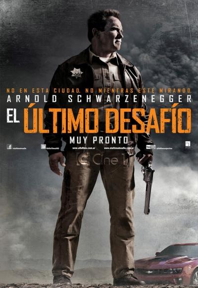 Poster de El Último Desafío