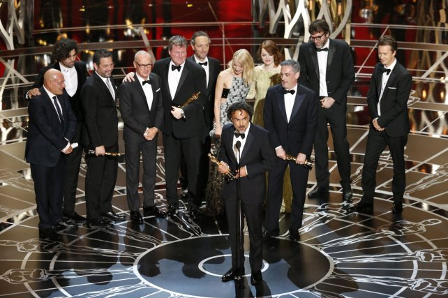 Birdman, Oscar a la Mejor Película de 2015