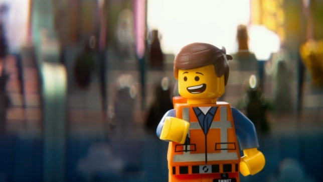 Emmet en La LEGO Película