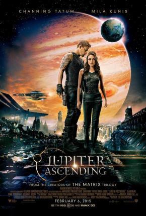 Poster de El Destino de Júpiter