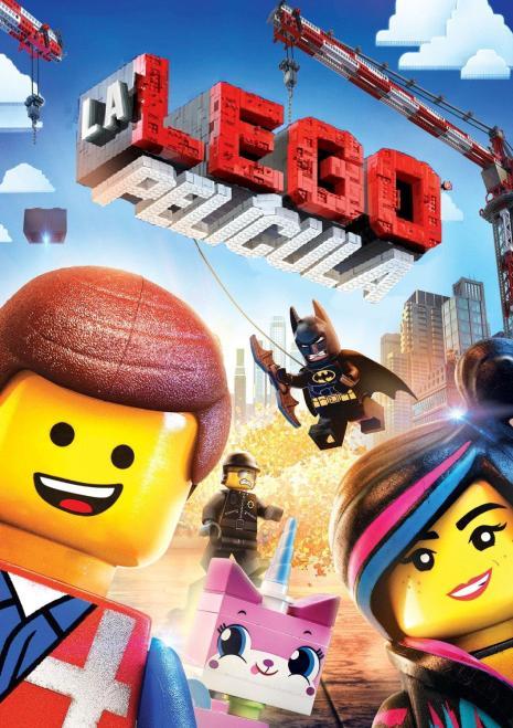 Poster de La LEGO Película