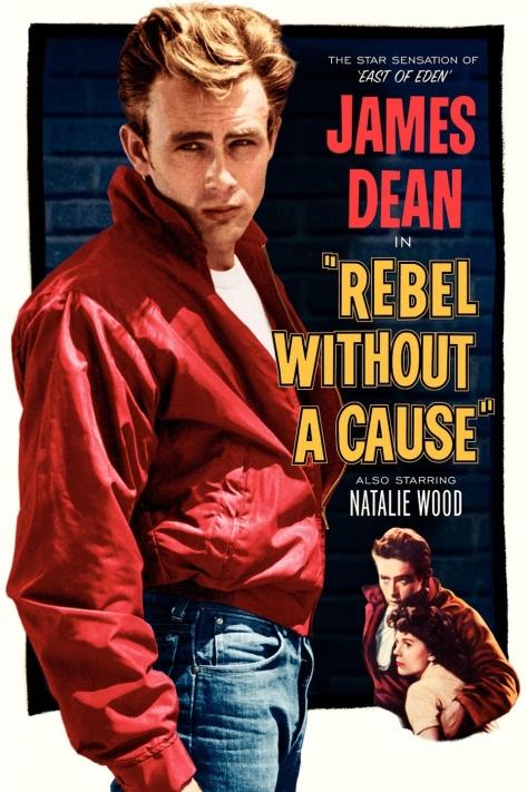 Poster de Rebelde Sin Causa