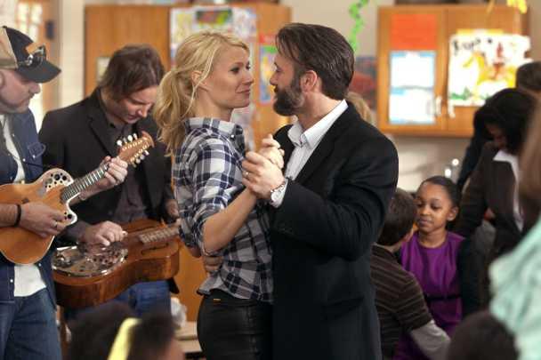 Gwyneth Paltrow y Tim McGraw en Country Strong