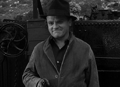 James Cagney en Al Rojo Vivo