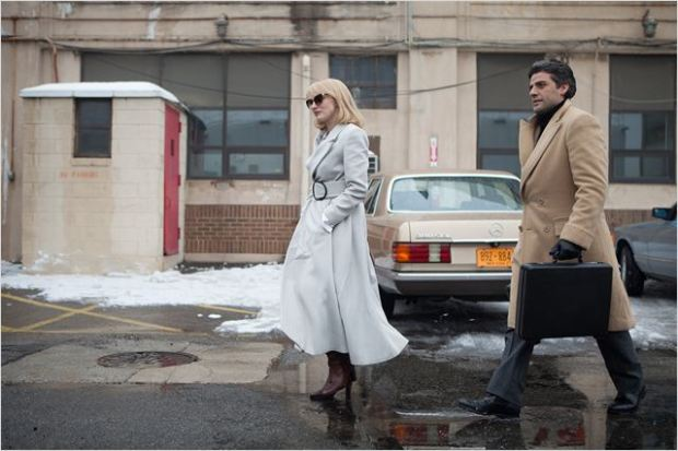 Jessica Chastain y Oscar Isaac en El Año Más Violento