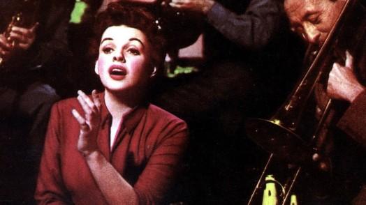Judy Garland en Ha Nacido una Estrella
