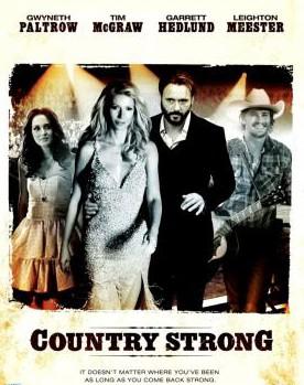 Poster de Country Strong