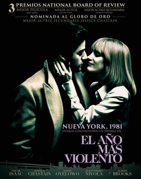 Poster de El Año Más Violento
