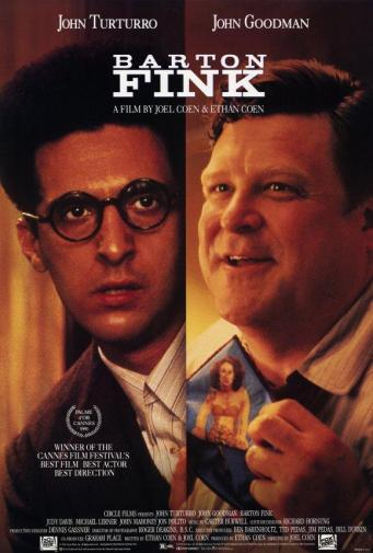 Poster de Barton Fink