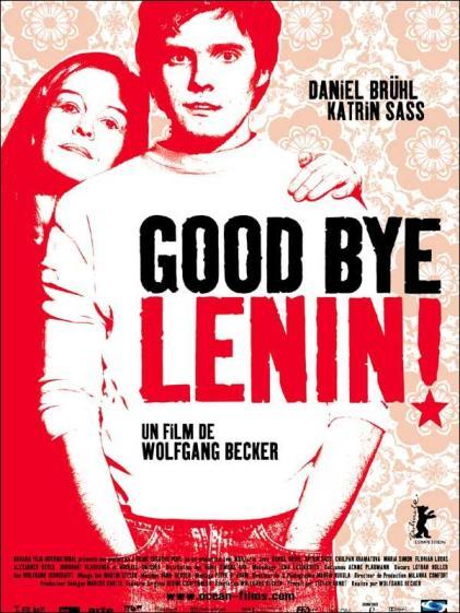 Poster de Good Bye Lenin!