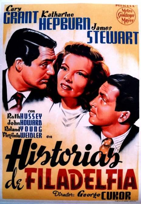 Poster de Historias de Filadelfia
