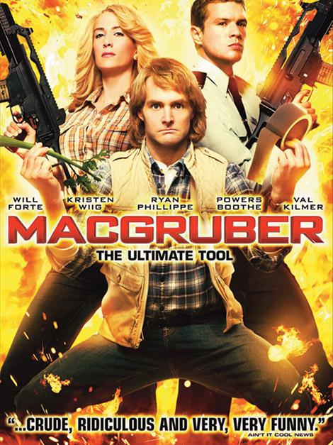 Poster de MacGruber