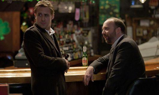 Ryan Gosling y Paul Giamatti en Los Idus de Marzo