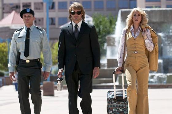 Ryan Phillippe, Will Forte y Kristen Wiig en MacGruber