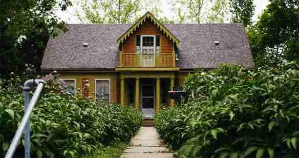 Casa de The House on Pine Street