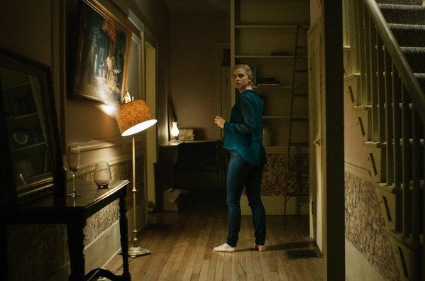 Emily Goss en The House on Pine Street