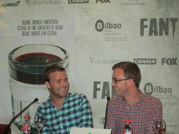Aaron y Austin Keeling en Fant 2015