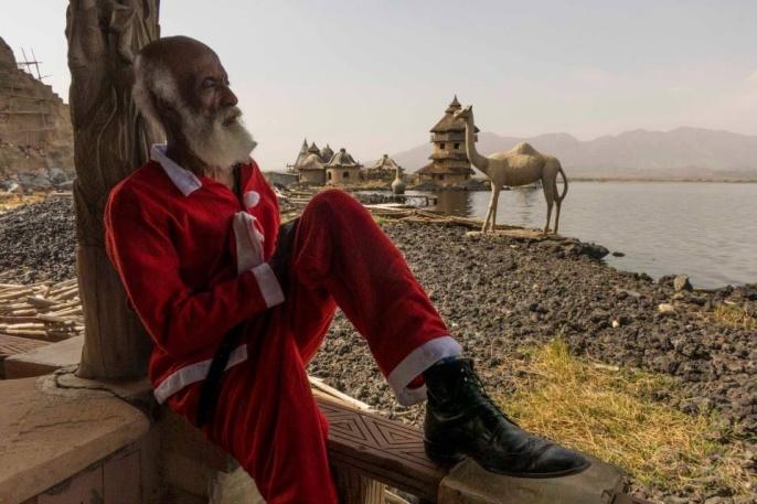 Papá Noel de Crumbs