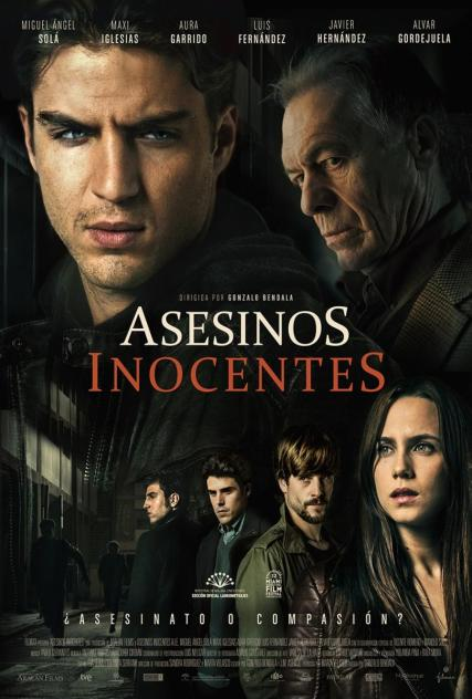 Poster de Asesinos Inocentes