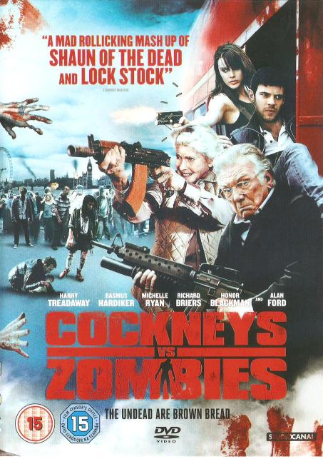 Poster de Cockneys vs. Zombies
