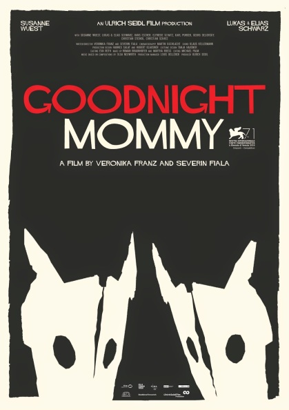 Poster de Goodnight Mommy