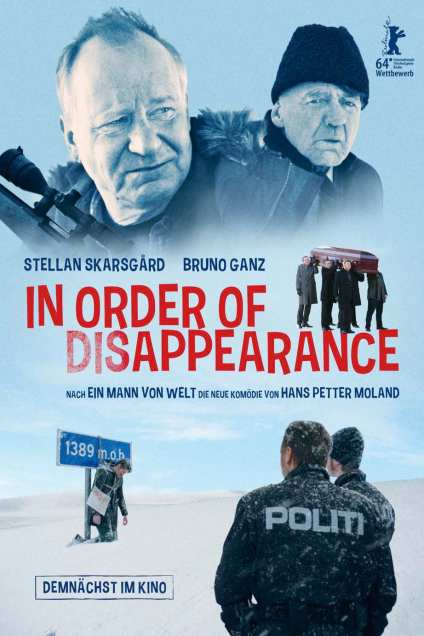 Poster de In Order of Disappearance