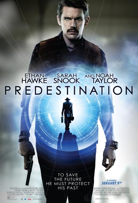 Poster de Predestination