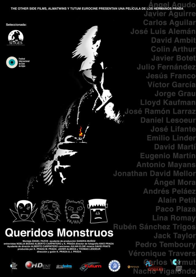 Poster de Queridos Monstruos